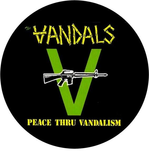 The Vandals - Peace Thru Vandalism (Picture Disc) Vinyl LP