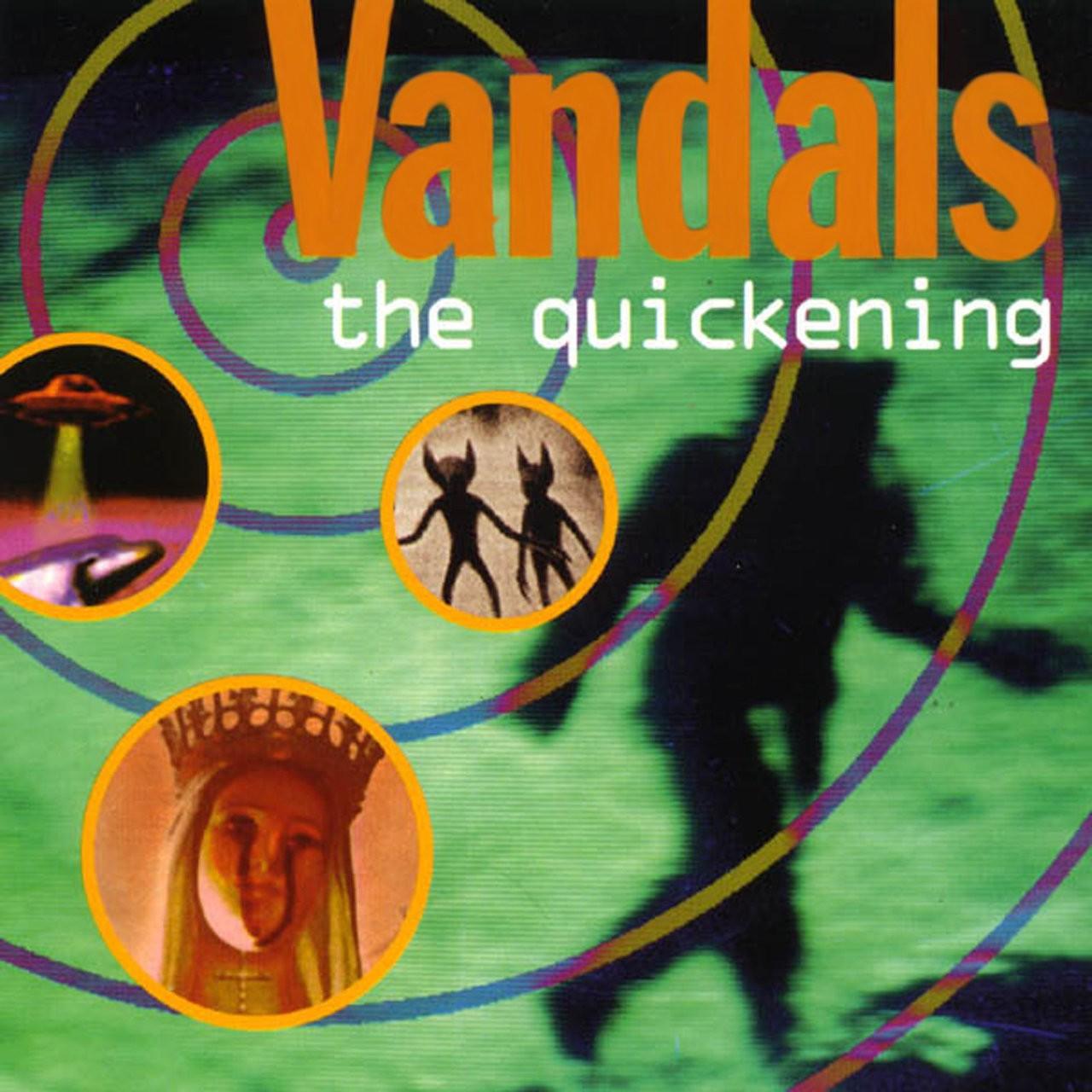 The Vandals - The Quickening LP