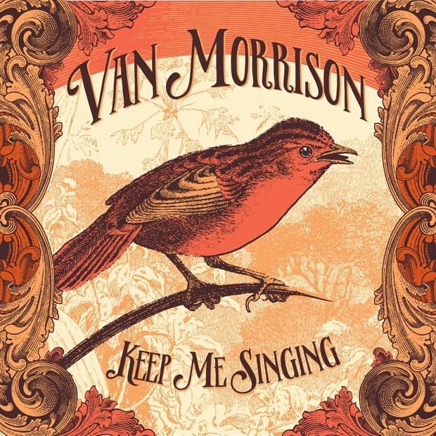 Van Morrison - Keep Me Singing LP