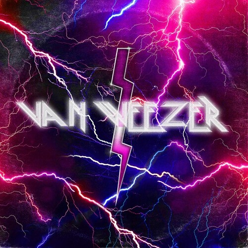 Weezer - Van Weezer Vinyl LP