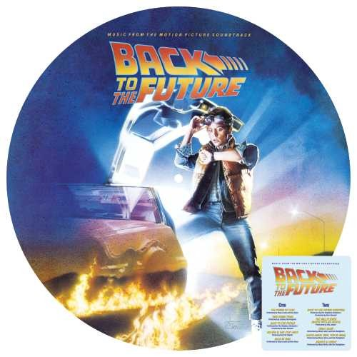 Soundtrack - Back To The Future Vinyl LP