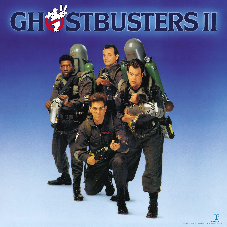 Various Artists - Ghostbusters II LP