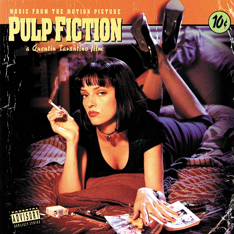 Soundtrack - Pulp Fiction LP