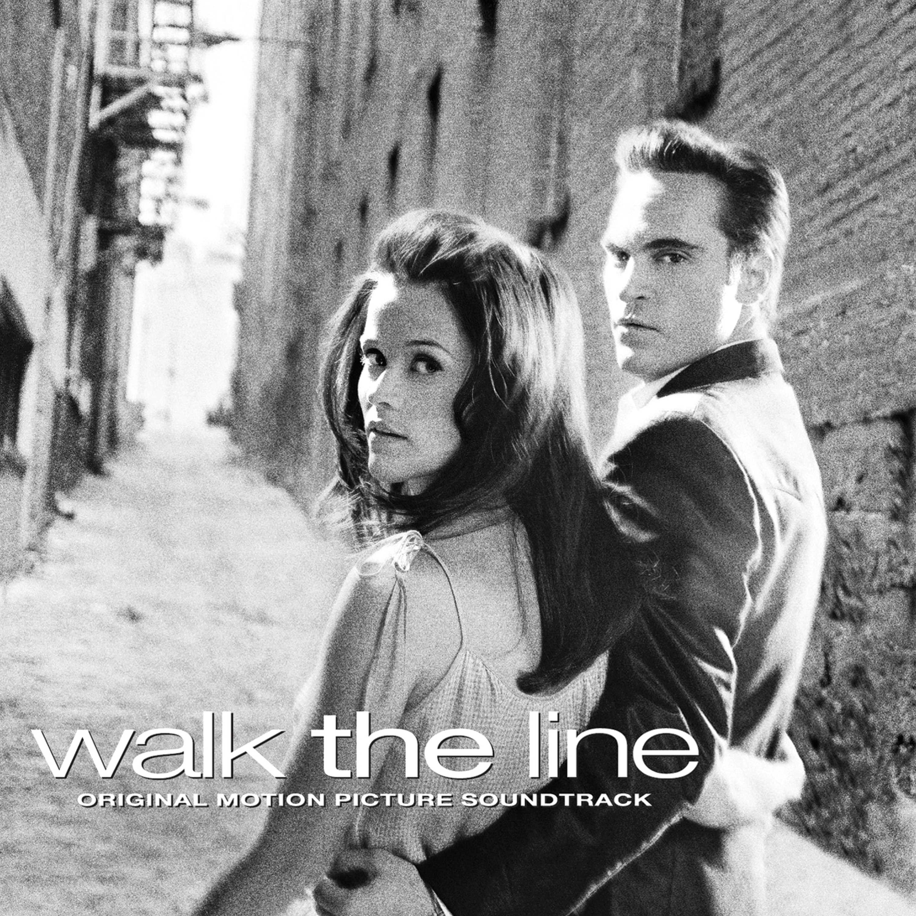 Various Artists - Walk The Line - Original Motion Picture Soundtrack LP