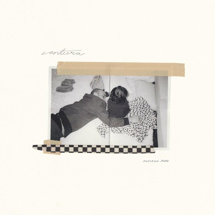Anderson .Paak - Ventura (Black) Vinyl LP
