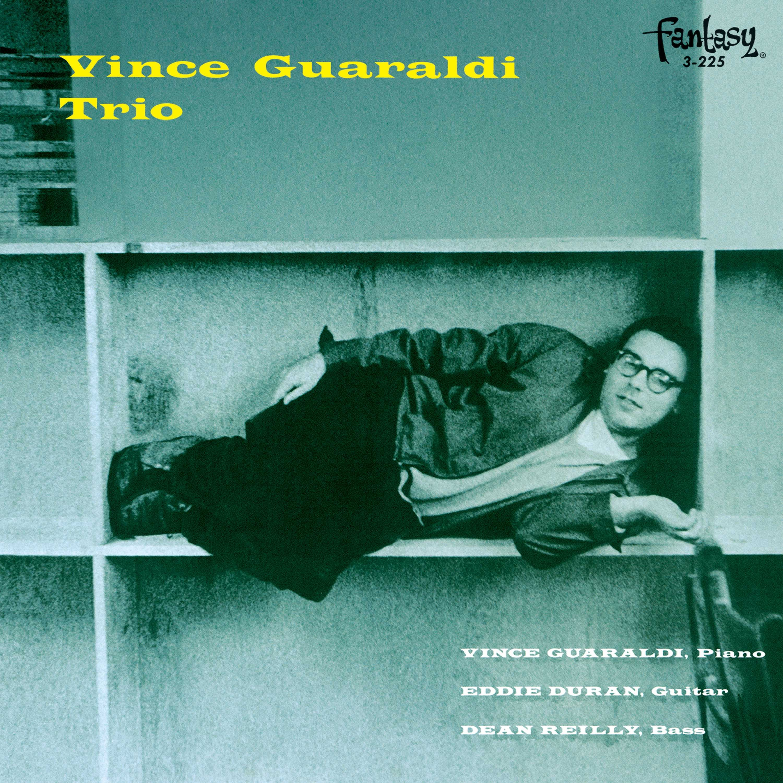 Vince Guaraldi Trio Vince Guaraldi Trio Lp