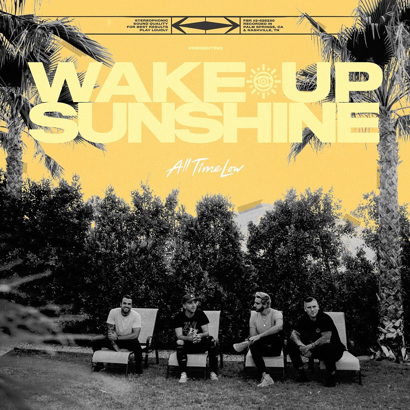 All Time Low - Wake Up, Sunshine Vinyl LP