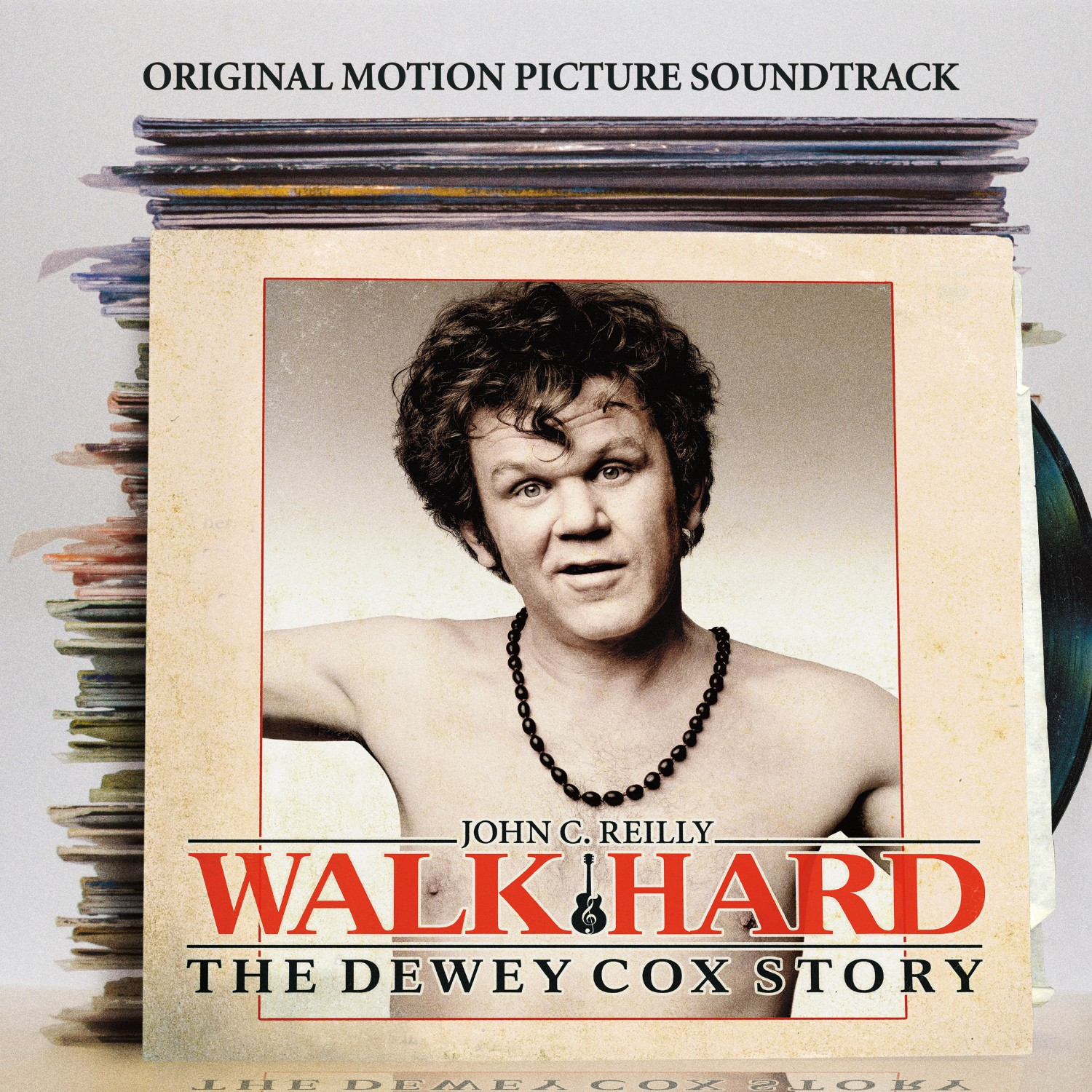 John C. Reilly - Walk Hard: The Dewey Cox Story (Soundtrack) (Clear) Vinyl LP
