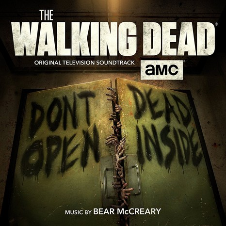 Bear McCreary - The Walking Dead (Original Television Soundtrack) 2XLP