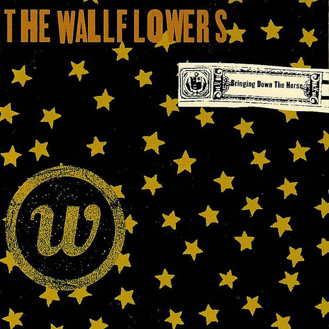 The Wallflowers - Bringing Down The Horse 2XLP