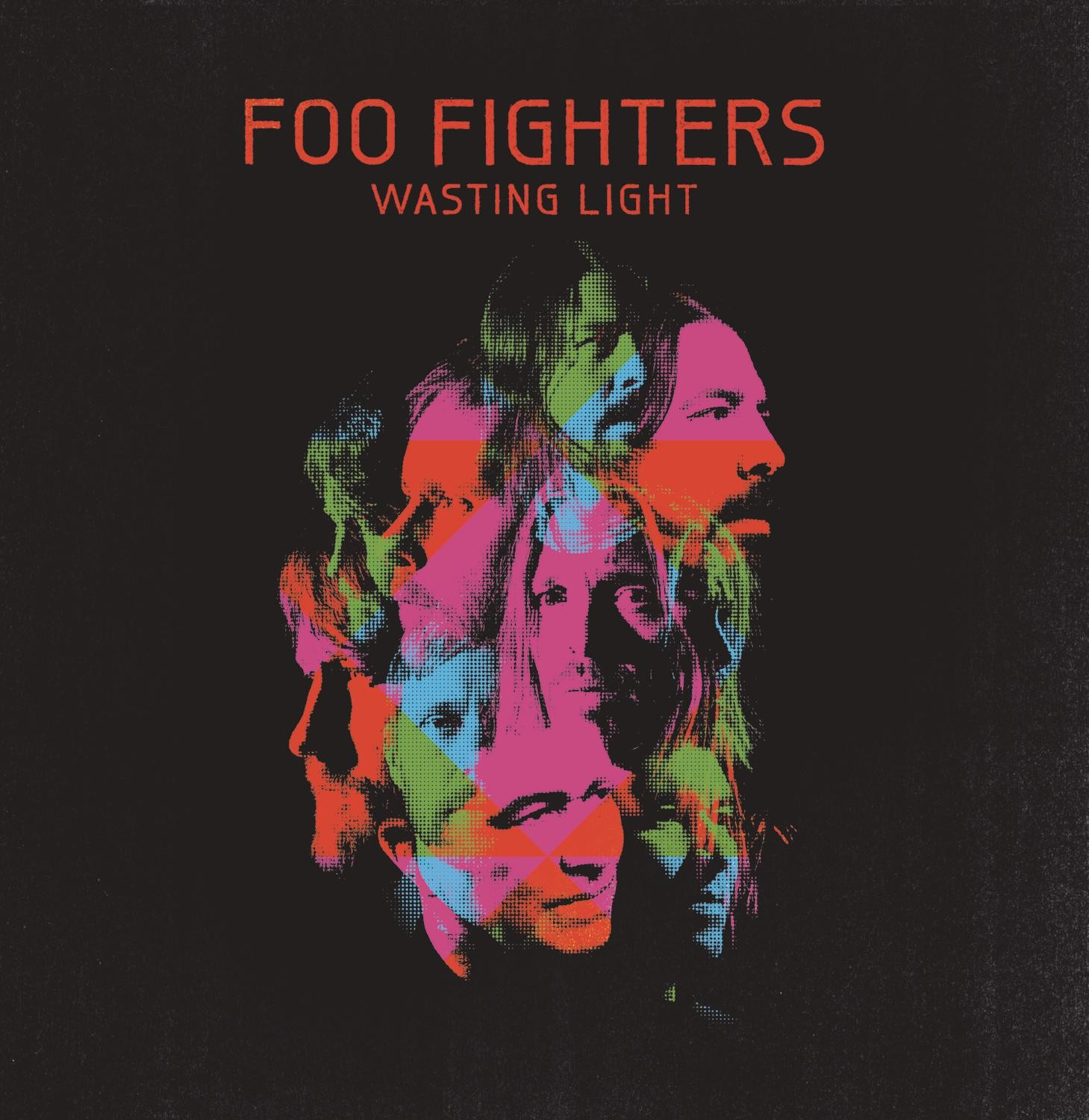 Foo Fighters - Wasting Light 2XLP