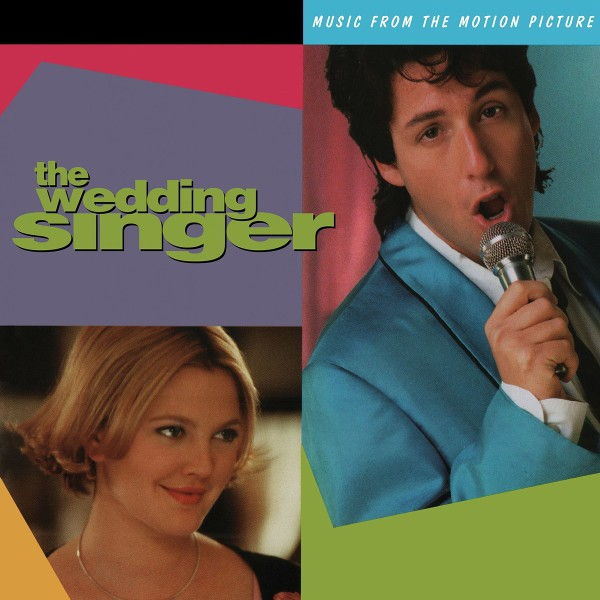 Soundtrack - The Wedding Singer LP