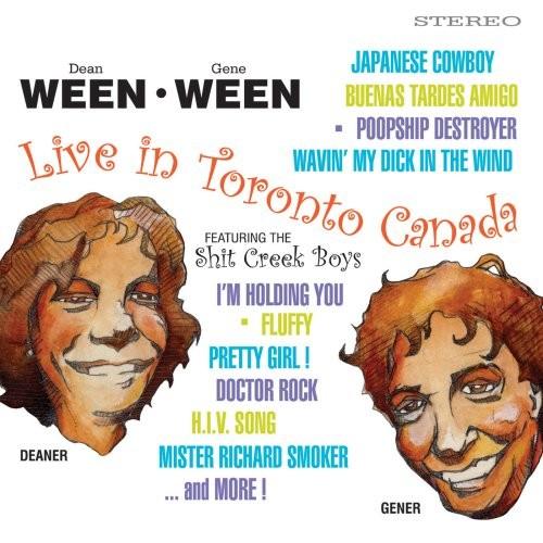 Ween - Live In Toronto Vinyl LP