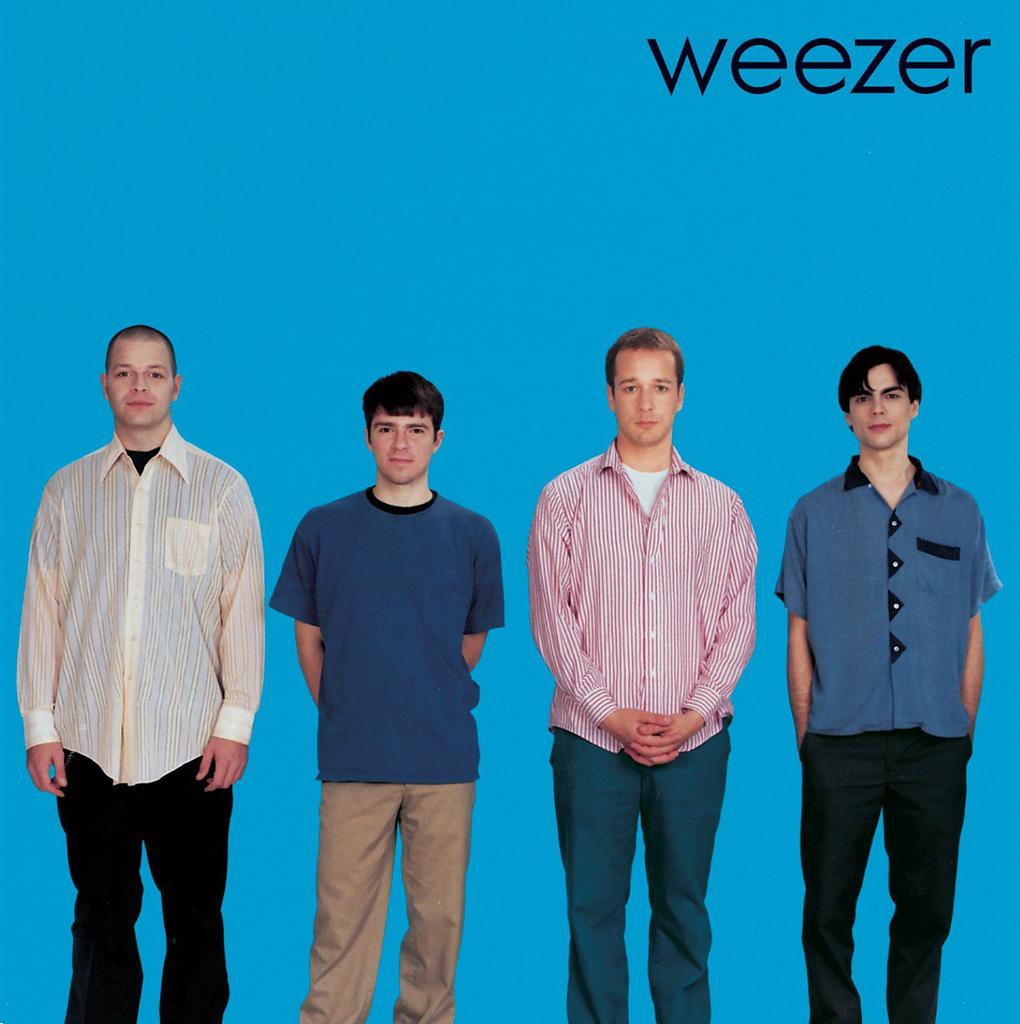 Weezer - Weezer (The Blue Album) LP