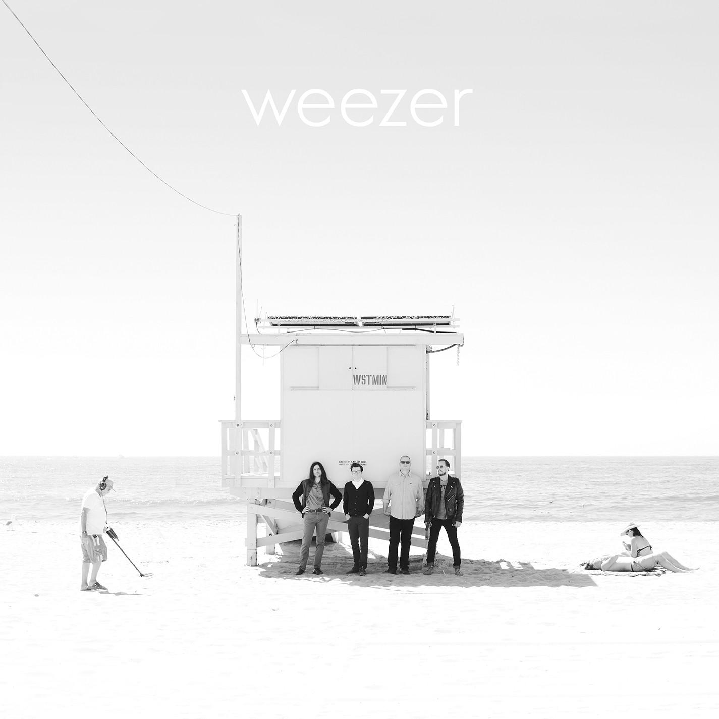 Weezer - Weezer (White Album) LP