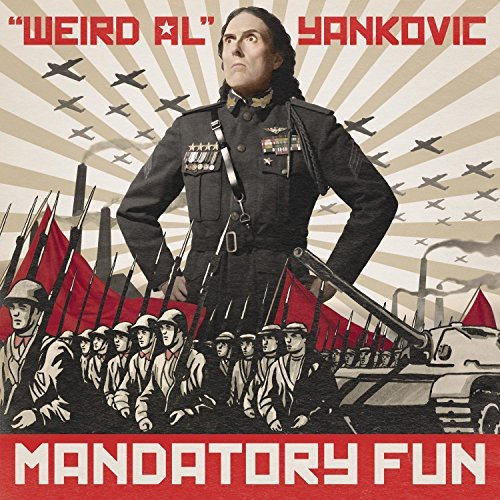 Weird Al Yankovic - Mandatory Fun Vinyl LP