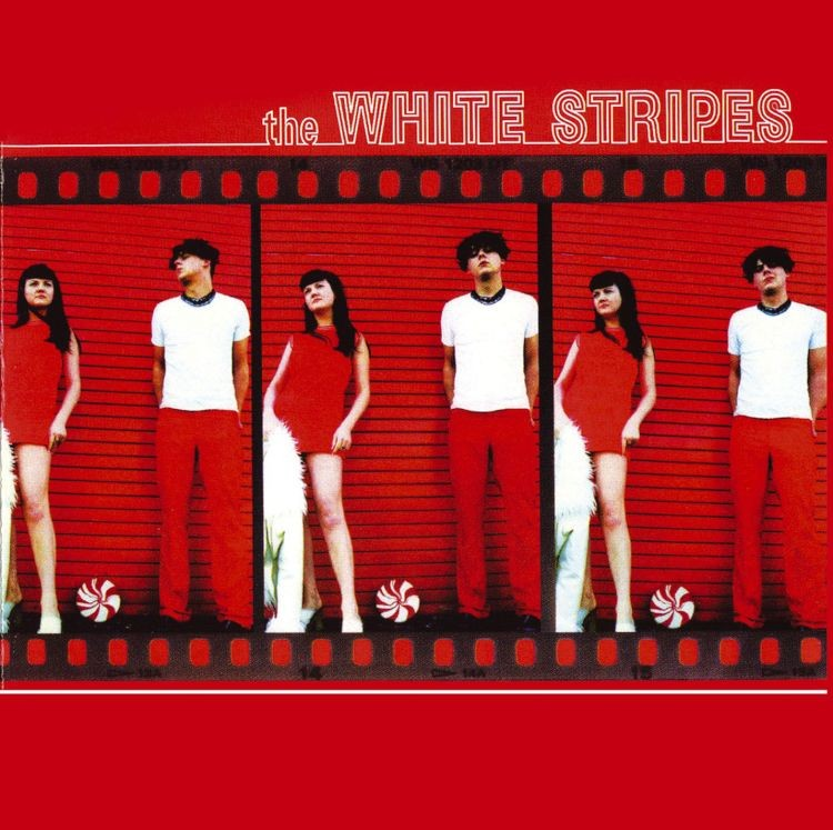 The White Stripes - The White Stripes LP