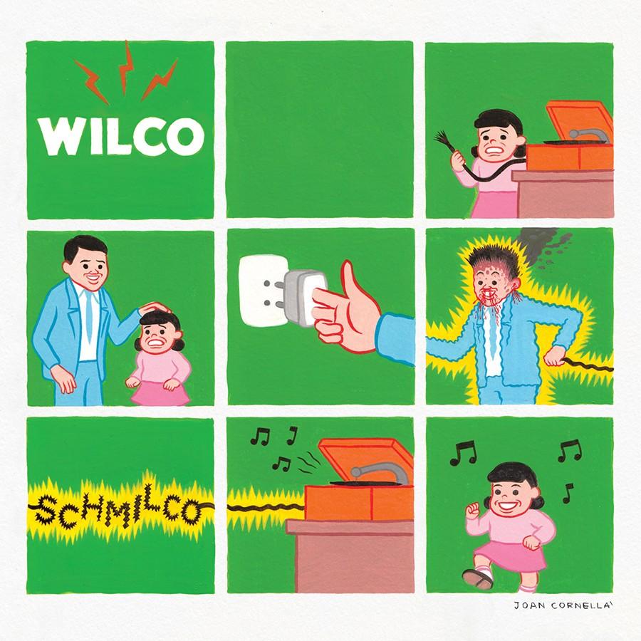 Wilco - Schmilco Vinyl LP
