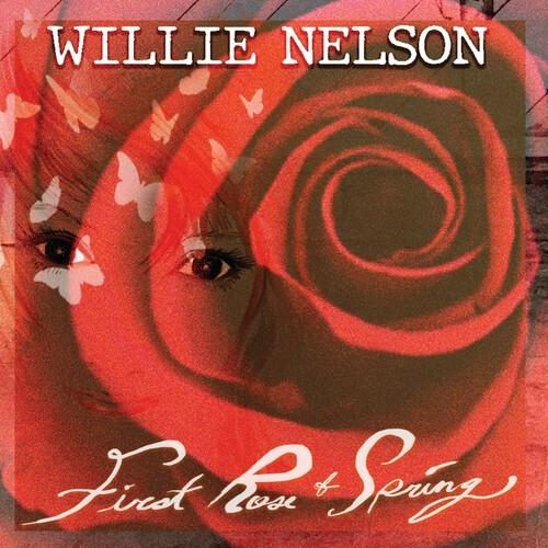 Willie Nelson - First Rose Of Spring Vinyl LP