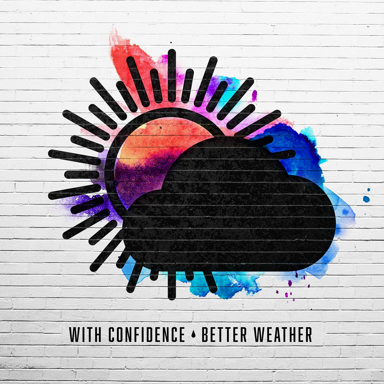With Confidence - Better Weather LP