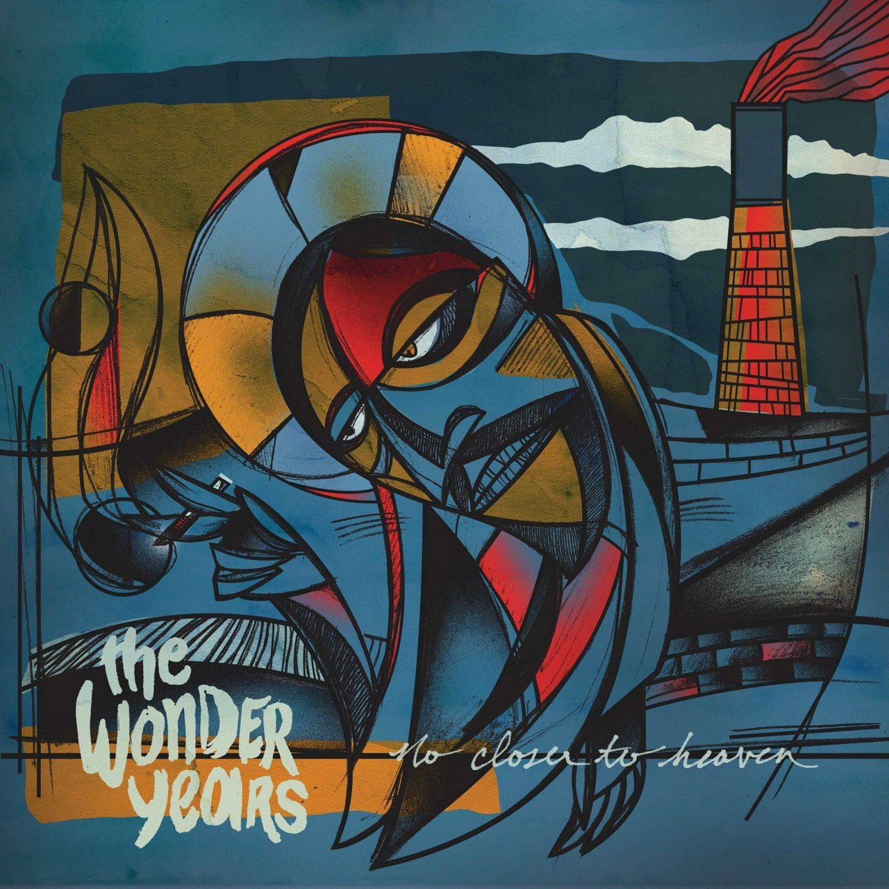 The Wonder Years  - No Closer To Heaven 2XLP