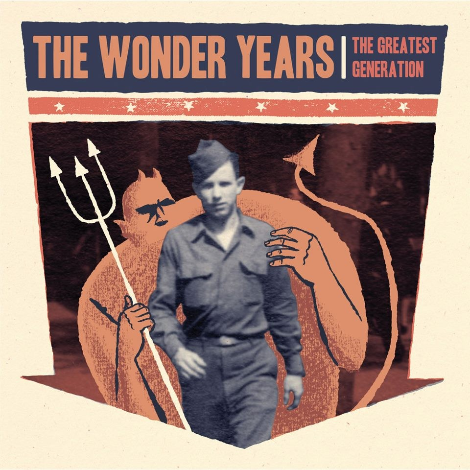 The Wonder Years - Greatest Generation 2XLP