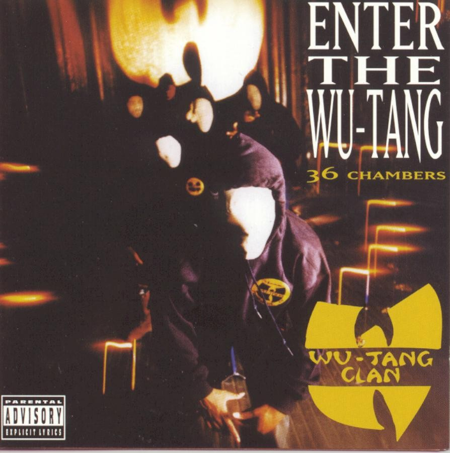 Wu-Tang Clan - Enter The Wu-Tang (36 Chambers) LP