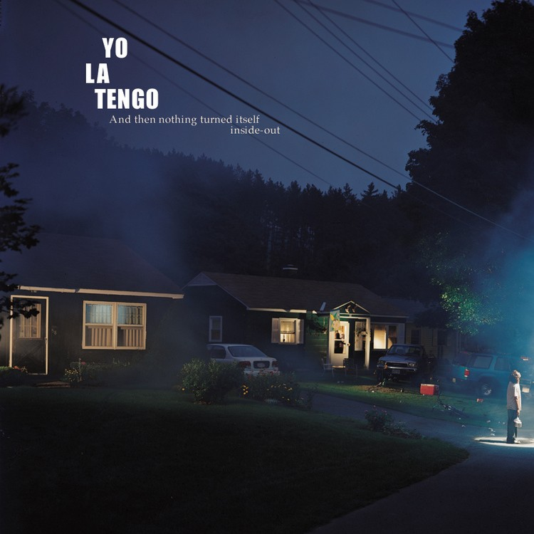 Yo La Tengo - And Then Nothing Turned Itself Inside-Out LP