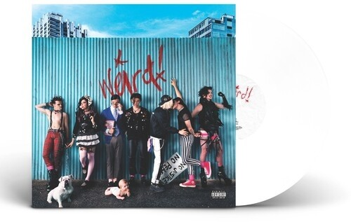 Yungblud - Weird! (White) Vinyl LP