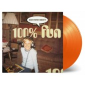 Matthew Sweet - 100% Fun (Orange) Vinyl LP
