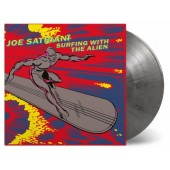 Joe Satriani - Surfing With The Alien (Silver/Black) Vinyl LP