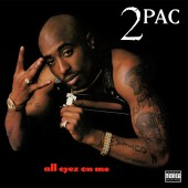 2Pac - All Eyez On Me 4XLP