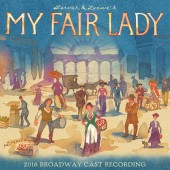 Various Artists - My Fair Lady (2018 Broadway Cast Recording) 2XLP vinyl