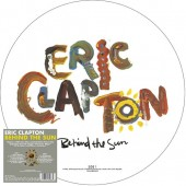 Eric Clapton - Behind The Sun (Picture Disc) Vinyl LP