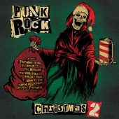 Various Artists - Punk Rock Christmas 2 Red Vinyl LP