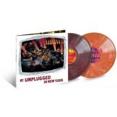 Nirvana - Unplugged (Marble Colored / IMPORT) 2XLP Vinyl
