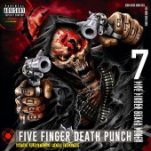 Five Finger Death Punch - And Justice For None 2XLP