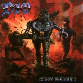 Dio - Angry Machines (Lenticular Cover) Vinyl LP