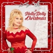 Dolly Parton - A Holly Dolly Christmas (Red) Vinyl LP