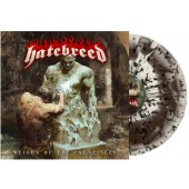 Hatebreed - Weight of the False Self (Bone Brown Swirl-Black Mint Green Splatter) Vinyl LP