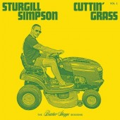 Sturgill Simpson - Cuttin' Grass 2XLP Vinyl