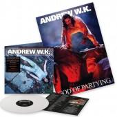 Andrew Wk - God Is Partying (White) Vinyl LP