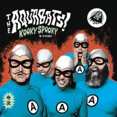 The Aquabats - Kooky Spooky In Stereo (Glow In The Dark Vinyl) Vinyl LP