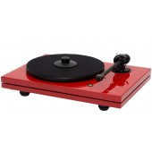 Music Hall - MMF-5.3LE Turntable In High Gloss Ferrari Red W/Ortofon 2M