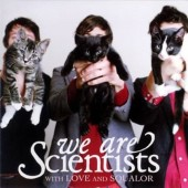 We Are Scientists - With Love And Squalor LP
