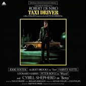 Bernard Hermann - Taxi Driver (Soundtrack) LP (Yellow)
