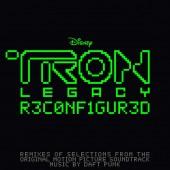 Daft Punk - Tron Legacy: Reconfigured 2XLP