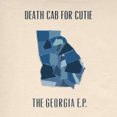 "Death Cab For Cutie - The Georgia (PEACH) 12"" EP Vinyl"