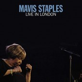 Mavis Staples - Live In London 2XLP vinyl