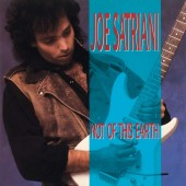 Joe Satriani - Not Of This Earth LP